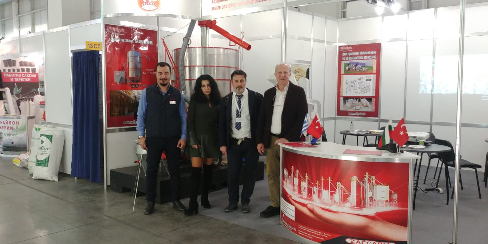 stand fiera plovdiv 2020